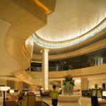 Foto de Lobby Lounge (JW Marriott Hotel Beijing)