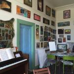 Chillawhile Backpackers Art Gallery Foto