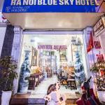 Hanoi Blue Sky Hotel Foto