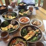 宮中花園韓國料理