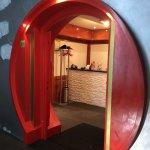 China-Restaurant Canton Foto