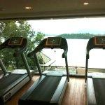 面朝大海的健身房