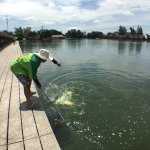 Bungsamran Fishing Resort Foto