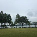 西湖国宾馆内部园林