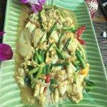 Gecko Cabane Restaurant Foto