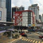 Photo de Tune Hotel - Downtown Kuala Lumpur