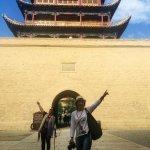 Jiayuguan Fortress Foto