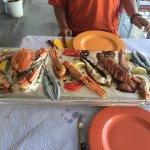 Summertime Restaurant Foto