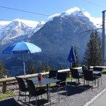 Hotel Alpenblick Mürren Foto