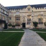 Photo of Jesus College, Oxford University