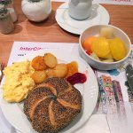 Foto de InterCityHotel Frankfurt