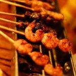 Raja Sate Restaurant Manado Foto