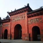 相当有历史感的关帝庙。