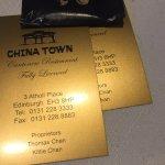 Photo of China Town Restaurant - Edinburgh