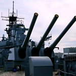 Battleship USS Iowa BB-61 Foto