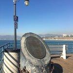 Photo de Santa Monica Beach