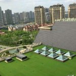 Photo de Hilton Qingdao Golden Beach