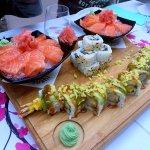 W Sushi Foto