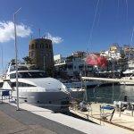 Puerto Banus Marina Foto