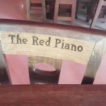 Photo of The Red Piano