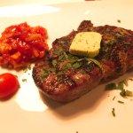 steak is quite delicious!