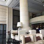 Beijing Marriott Hotel City Wall Foto