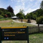 Photo of Arrowtown Chinese Settlement
