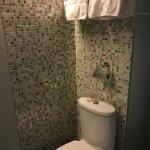 隆堡雅逸酒店浴室