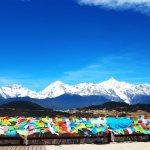 壮丽的梅里雪山