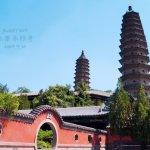 Foto de Twin Pagoda Temple (Shuangta si)