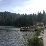 Photo de Lake Mummelsee