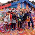 Photo of Caihongjuan Village