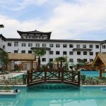 Tiantai Mountain Hotspring Holiday Mountain Villa