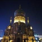 圣索菲亚教堂,夜拍更美