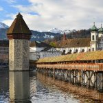 Kapellbrücke Foto