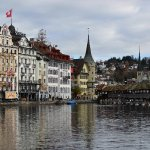 Photo of Lake Luzern