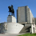 Photo of National Monument at Vitkov