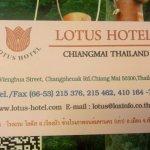 Foto de Lotus Hotel