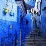 Altstadt von Chefchaouen Foto