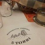 Foto de Ristorante 5 Torri