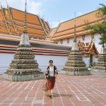 Foto di Tempio del Buddha sdraiato (Wat Pho)