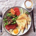 远方的家·早午餐の写真