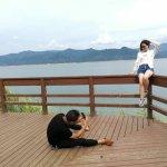 Dongjiang Lake Scenic Area Foto