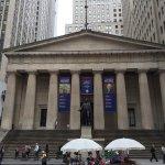 Фотография Wall Street