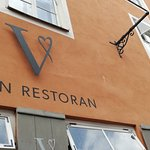 Vegan Restoran V Foto
