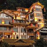 重慶洪崖洞民俗風貌區照片