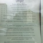 Photo de Ginger Bistro
