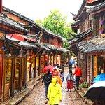 ภาพถ่ายของ Old Town of Lijiang - China