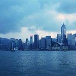 Foto van Lobby Lounge (Marco Polo Hongkong Hotel)