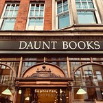 Photo of Daunt Books